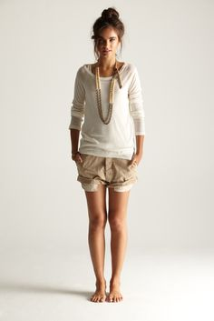 comfy summer outfit.