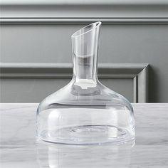 stem wine decanter | CB2