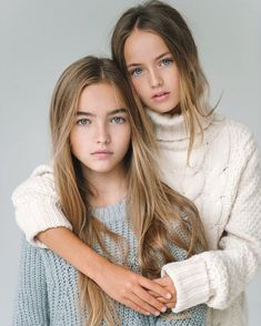 Anastasia Bezrukova with Kristina Pimenova (gwyn and gen)