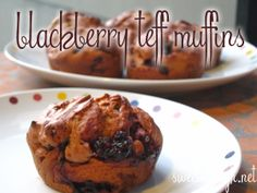 Baking with Teff flour Teff Flour, Learn Something New Everyday, Muffins, Food And Drink, Baking, Breakfast, Morning Coffee, Muffin, Bakken