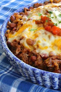 Casserole Recipes, Meat Recipes, Mexican Food Recipes, Cooking Recipes, Recipies, Dessert Recipes, Easy Dinner Recipes, Easy Meals, Dinner Ideas