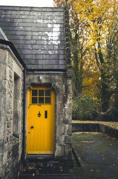 An old yellow door... #abandoned #urbex #forgotten #urbanexploration # : doors derry - pezcame.com