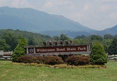 Gone Hikin': Cumberland Gap National Historical Park, VA-KY-TN and Wilderness Road State Park, VA
