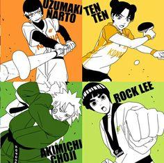 Naruto Sports