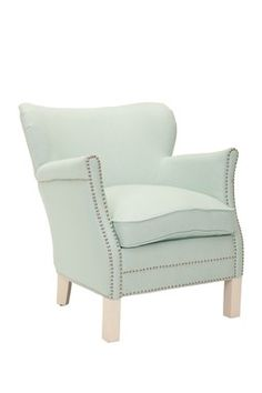 Jenny Robin's Egg Blue Arm Chair
