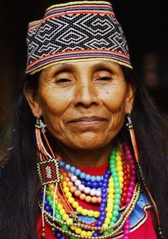 Celestina, Shipibo Shaman Peru
