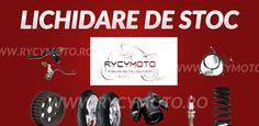 Lichidari de stoc la zeci de produse noi si second hand !! - >> http://rycymoto.ro/dezmembrari/