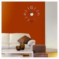 Zrcadlové hodiny do obýváku - dumdekorace.cz Home Decor, Fle, Decoration Home, Room Decor, Home Interior Design, Home Decoration, Interior Design