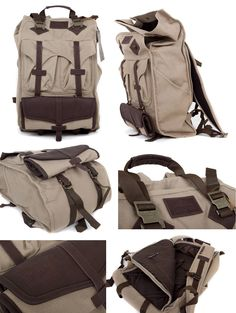 """Benny Gold Jansport """"Mission Pack"""" Early Release"""