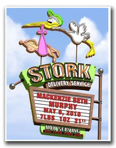 Personalized Stork Delivery Service