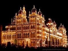 Mysore also known as Mysuru it is third largest city in Karnataka, India. Mysore is well known for the cheer that take place during the period of Dasara,