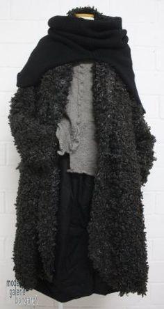 www.modegalerie-bongardt.de - rundholz mode, rundholz black label, rundholz dip Rundholz black label Winter 2015 Mega-Schlauchschal-Kragen-P...