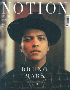 Bruno Mars - Capa alternativa