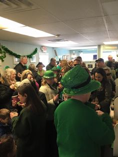 Resources parade party for the Rumson St Patrick's Day Parade #Rumson #StPatricksDay #Agents #Resources