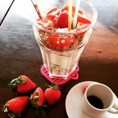 Fruit mix #foodanddrink #friuts #break #healthy