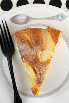 French Apple Cake II