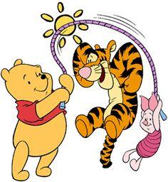 Pooh, Tigger et Piglet Winnie The Pooh Cartoon, Winnie The Pooh Pictures, Tigger And Pooh, Love Is Cartoon, Cute Winnie The Pooh, Winne The Pooh, Winnie The Pooh Quotes, Winnie The Pooh Friends, Pooh Bear