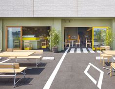 CAFE JAPAN BY SUPPOSE DESIGN OFFICE
