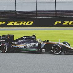 Force India  #JapaneseGP #F1