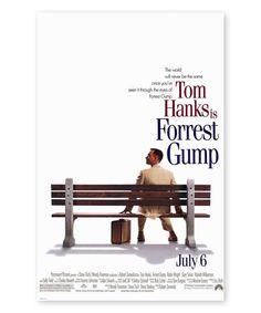 Forrest Gump Film Poster