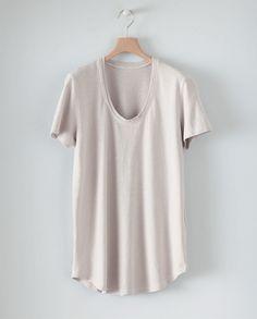 Hemp Cotton Short Sleeved Top