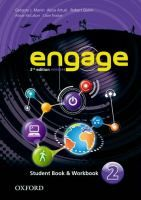 Engage 2. Estudent book [and workbook] / Gregory J. Manin, Alicia Artusi, Robert Quinn