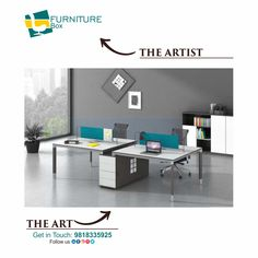 Bringing back the classic design with our office furniture which gives the modern vibe. For Any Kind of Information👇🏻 Talk to our representative today ☎ Call: 9818335925 Link in Bio . Furniture Box, Office Furniture, Office Desk, Luxury Office, Glass Partition, Soft Seating, Conference Table, Table Desk, Corner Desk
