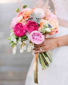 11 Nail Polish Colors Inspired by Our Favorite Wedding Flowers | Martha Stewart Weddings