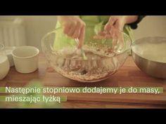 Jak zrobić tort bezglutenowy? - YouTube Grain Free, Serving Bowls, Grains, Gluten Free, Tableware, Youtube, Glutenfree, Dinnerware, Tablewares