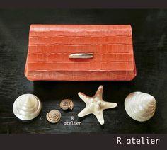 $68 | Handmade Leather Clutch Bag | Versatile Chic Clutch #leatherclutch #clutchbag #fashionaccessories #gifts