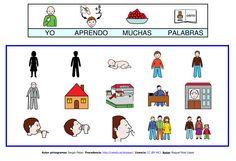 Mapa semántico: Personas – Lámina 11 http://informaticaparaeducacionespecial.blogspot.com.es/2009/05/actividades-generadas-partir-del-mapa.html  http://informaticaparaeducacionespecial.blogspot.com.es/2009/05/mapa-semantico-personas.html