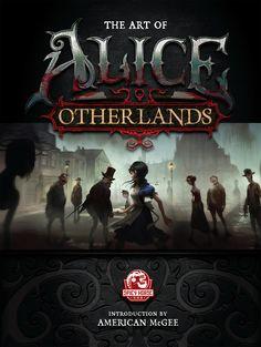 Art of Alice: Otherlands (Book)