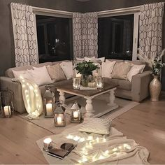 """4,642 Likes, 26 Comments - Home inspirations (@wonderful_home_decorations) on Instagram: """"So cozy via @perfect_fashion_styling by @carinascasa #home #homedecor #homestyle #homedesign…"""""""