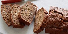 Classic Banana Bread By Food Network Kitchen Easy Banana Bread, Banana Bread Recipes, Quick Bread, Muffin Recipes, Biscuit Muffin Recipe, German Bread, Food Network Canada, Danish Food, Polish Recipes