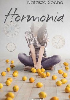 Okładka książki Hormonia