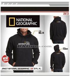 jual jaket national geographic online murah (NG 14) Advanture