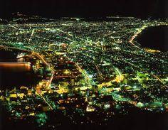 Hakodate nightview