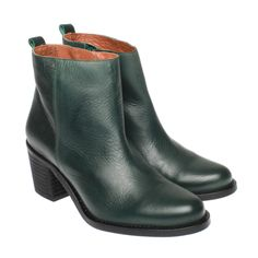 Sixtyseven - 75015 Alicia green Women's Shoes, Footwear, Ankle, Boots, Green, Fashion, Crotch Boots, Moda, Woman Shoes