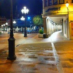 #burgos #apatrullando  plaza mayor junto a casabelcro