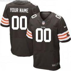 Cleveland Browns custom Brown jersey,cheap nfl jerseys Cleveland Browns, Football Jerseys, Men, Fall, Tops, Autumn, Soccer Shirts, Soccer Jerseys