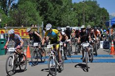 Mountain bike racing (shortened MTB or ATB racing) is the competitive cycle sport discipline of mountain biking held on off-road terrain Cycling Tights, Cycling Gloves, Cycling Helmet, Cycling Jerseys, Mountain Bike Races, Bike Pants, Racing Events, Mtb, Bicycle Helmet