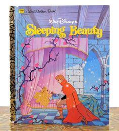 SALE Retro/Vintage Walt Disney's Sleeping by shopthevioletfox