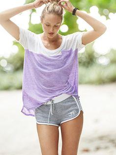 Track Short - Fleece - Victoria's Secret