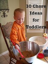 10 Chore Ideas for Toddlers