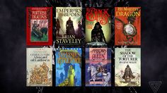 8 fantasy novels to read while you wait for the next season of Game of Thrones https://www.theverge.com/2017/8/27/16193196/epic-fantasy-books-series-read-game-of-thrones-staveley-cook-hobb-novik-wolfe?utm_campaign=crowdfire&utm_content=crowdfire&utm_medium=social&utm_source=pinterest