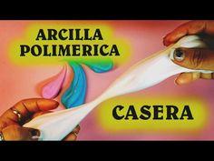 LA MEJOR PASTA TIPO POLIMÉRICA CASERA SIN DUDA(super elástica)