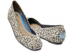 TOMS ballet flats...so excited for these to come out soon!