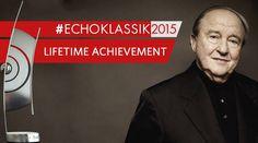 Congratulations to pianist Menahem Pressler, who is receiving an ECHO Klassik 2015 Lifetime Achievement Award! His latest release, Mozart: Piano Sonatas K331, 570 & 576, is available now on La Dolce Volta (harmonia mundi distribution)!