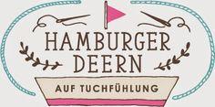 Hamburger Deern auf Tuchfühlung: Herzlich Willkommen