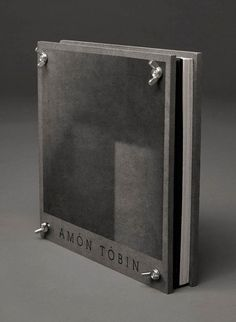 Amon Tobin Package Design 1